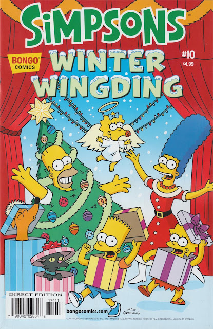 The Simpsons Winter Wingding #10