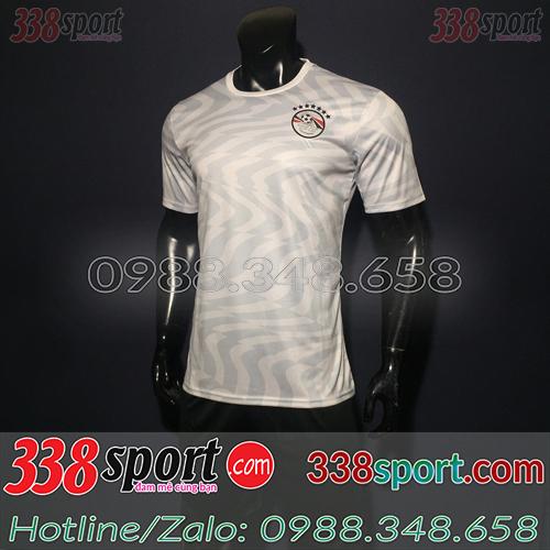 Áo Đội Tuyển Ai Cập 2019 2020 Trắng