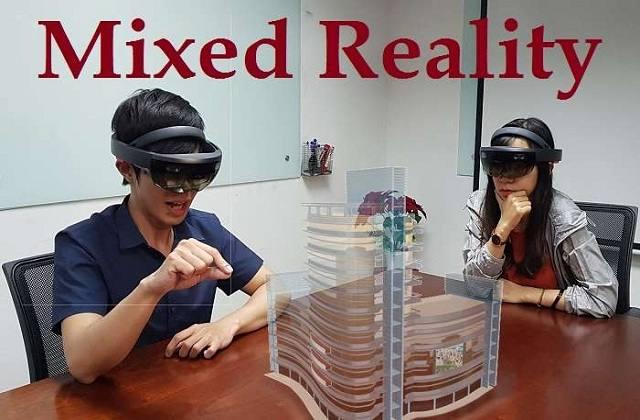 Mixed RealityTechnology