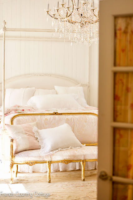 All through the house- a . Christmas bedroom