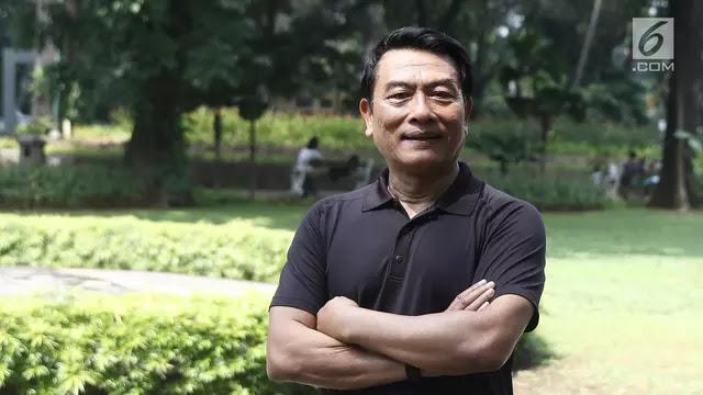 Sempat Bilang Projo Sejajar dengan TNI-Polri, Moeldoko Sebut Wartawan Salah Kutip