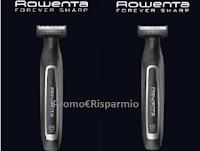 Logo Rowenta: diventa una delle 50 tester del rasoio Forever Sharp