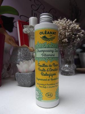Bio šampón s neemom a amlou Oléanat