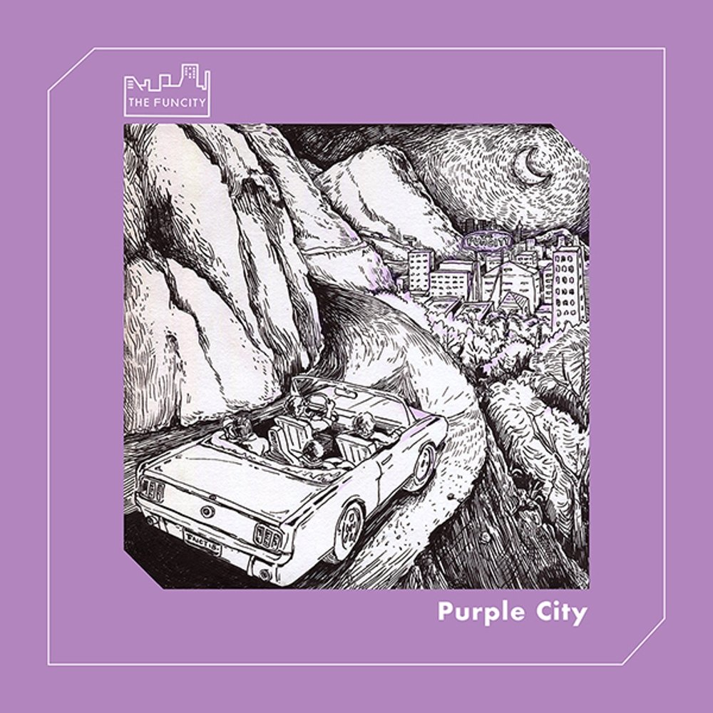 The Funcity – Purple City – Single