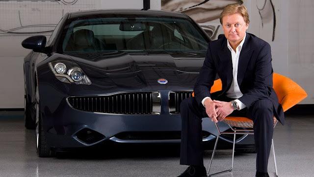 Desainer Mobil Terkeren Berikut ini Membuat Anda Tercengang