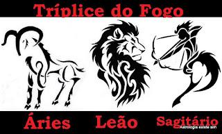 fogo astrologia