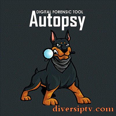 logiciel autopsy recouvre disque dur  تحليل صور القرص أو الأقراص المحلية أو الأدلة لتحديد سبب الأحداث غير المبررة.