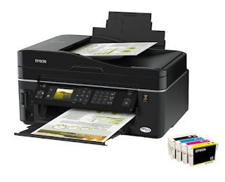 Download Epson Stylus Office TX610FW drivers