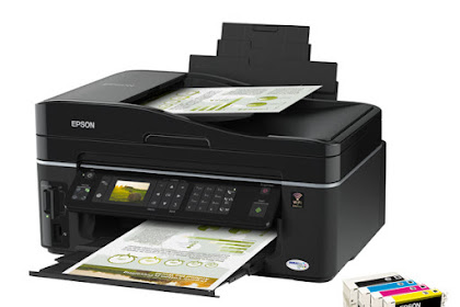 Epson Stylus Office TX610FW Driver Download Windows, Mac, Linux