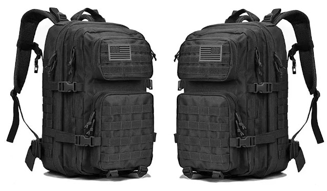 1- REEBOW GEAR Military Backpacks Rucksacks