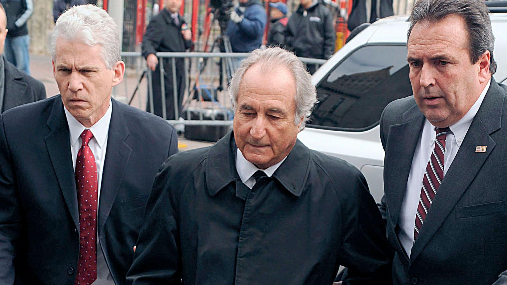 Murió Bernie Madoff, el mayor estafador de la historia de Wall Street