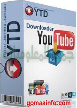 تحميل برنامج التحميل من اليوتيوب | YTD Video Downloader Pro 5.9.16.3