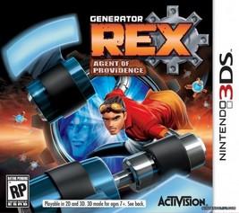 Generator Rex Agent of Providence