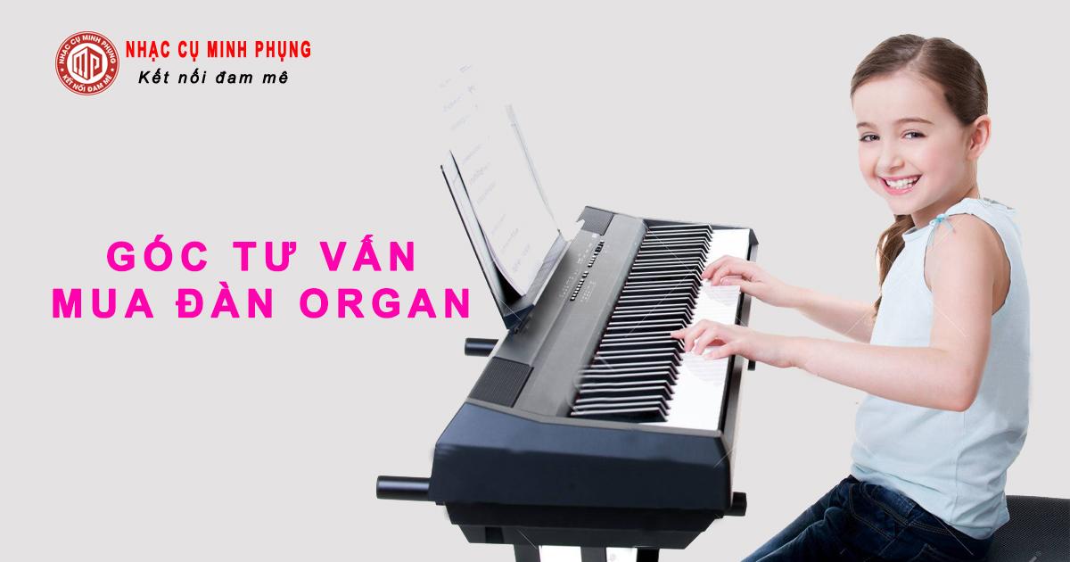 Mua đàn organ mới 100% cho bé