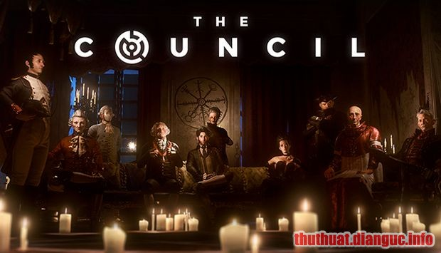 Download Game The Council: Full Eposide Full Crack