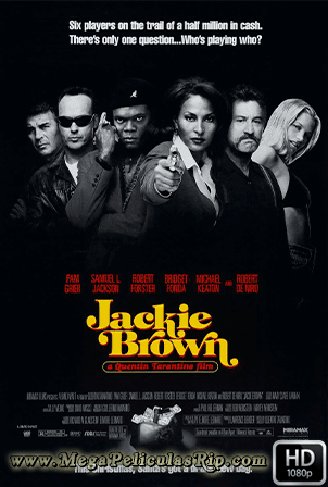 Jackie Brown [1080p] [Latino-Ingles] [MEGA]
