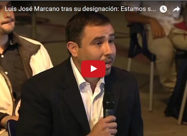 Luis José Marcano ahora es presidente de VTV