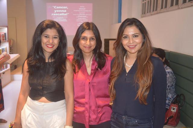Roochika Aggarwal, Kavita Devgan and Deepika Krishna