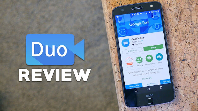 Google Duo v8.0.1 Update to Download with Bug Fixes