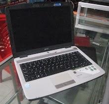 jual laptop 2nd acer aspire 4720z