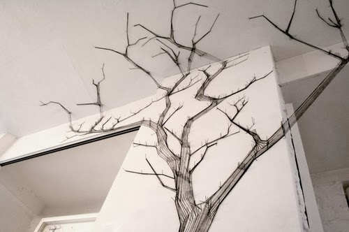10-Overgrown-2-Drawing-With-Thread-Textile-Artist-Debbie-Smyth-www-designstack-co