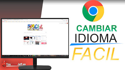 cambiar idioma chrome