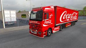 Coca-Cola pack skins