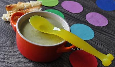 Gemüsesuppe für Kinder