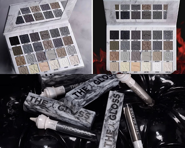 Jeffree Star Cosmetics Kolekcja Cremated