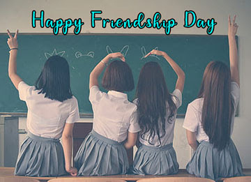 happy friendship day photo in image HD