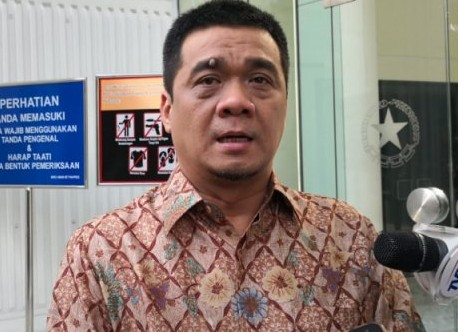Wagub DKI Riza Patria Singgung Tanggung Jawab Sofyan Djalil Soal Banjir