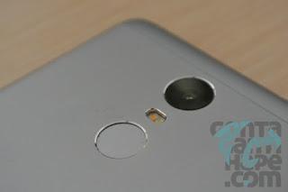 Xiaomi Redmi Note 3 - bagian paling menarik, kamera, dual LED Flash, fingerprint sensor