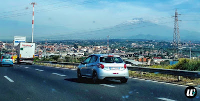 Etna | driving in Sicily, Italy | wayamaya