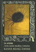 La Araña - Hanns Heinz Ewers (audiolibro)