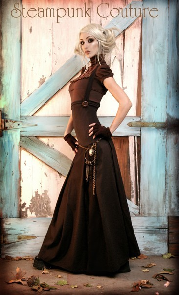 Kato Steampunk Dress EJPcreations: S...