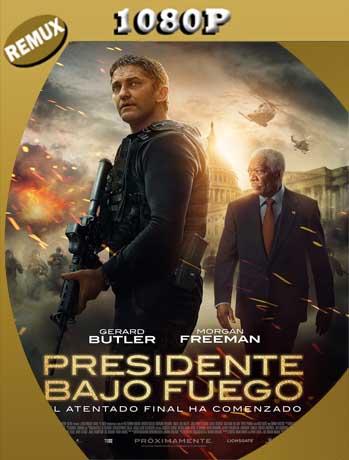 Agente Bajo Fuego (2019) [REMUX 1080p] Latino [GoogleDrive] SilvestreHD