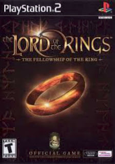 Download The Lord of the Rings: The Fellowship of the Ring PS2 ISO