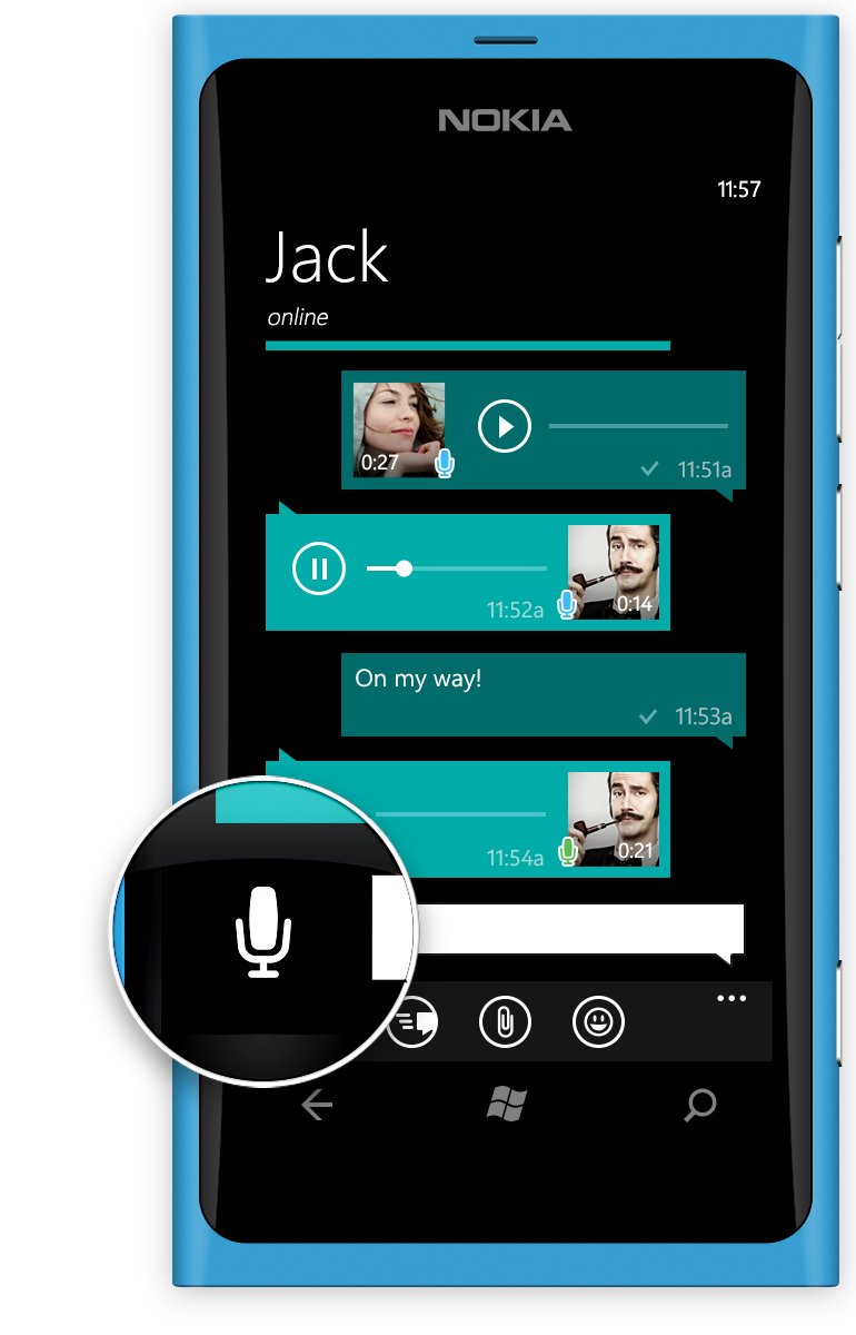Instalar WhatsApp para iPhone Windows Phone y Nokia