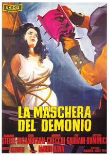 La máscara del demonio es la obra maestra de Mario Bava