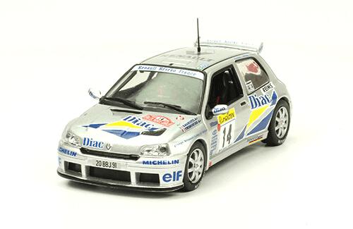 collezione rally monte carlo Renault Clio Maxi 1985 Jean Ragnoti - Gilles Thimonier
