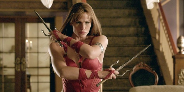 Image of Jennifer Garner as Elektra in Elektra movie
