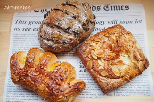 イソヤのパン