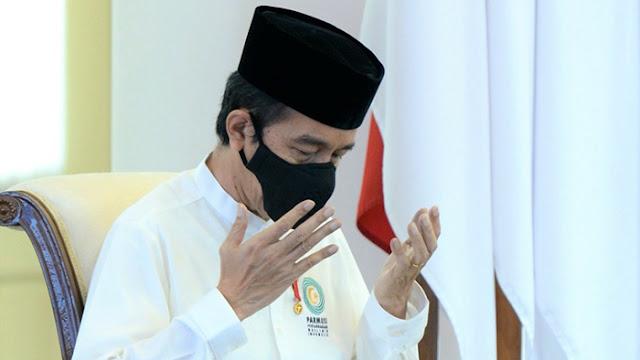 Presiden Jokowi Ajak Hidup Bersih dan Sehat Ala Islam