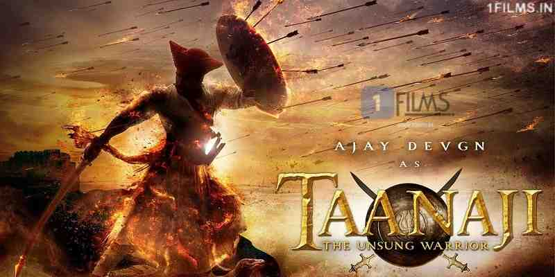 Tanhaji Tanaji Taanaji Movie Poster