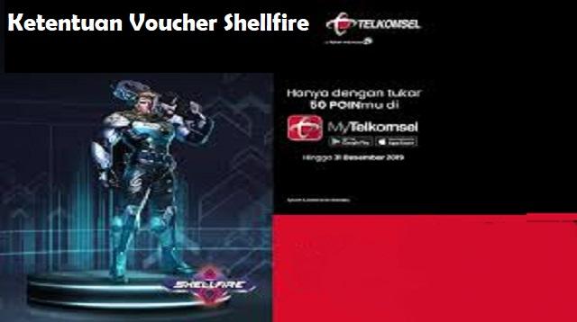 Voucher Shellfire