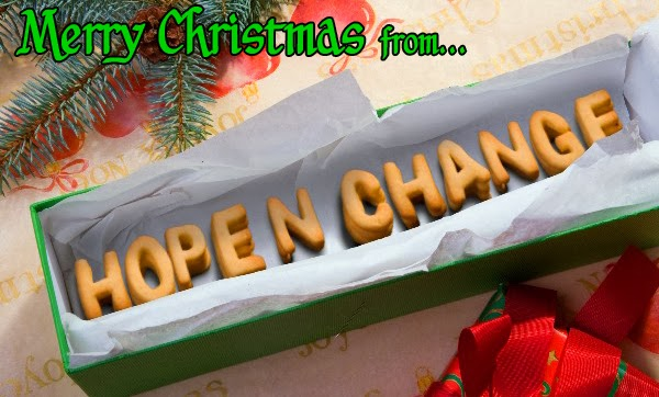 hope n' change, hope and change, christmas, cookies, stilton jarlsberg, conservative, tea party