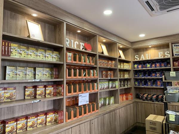Makanan untuk kaki travel - travel food Brahim's