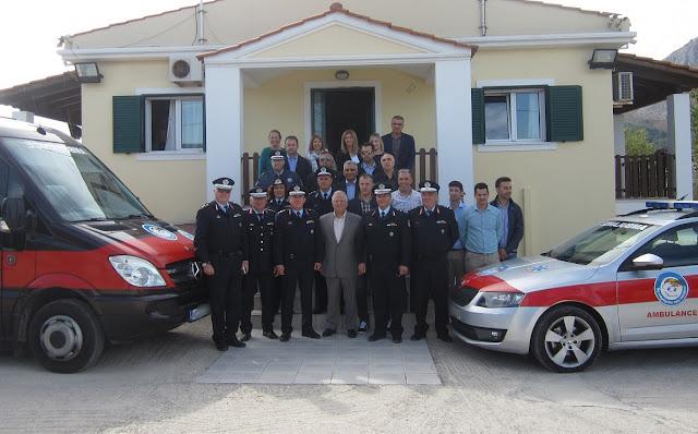Δωρεά από το προσωπικό της Γενικής Περιφερειακής Αστυνομικής Διεύθυνσης Πελοποννήσου στο «Χαμόγελο του Παιδιού»