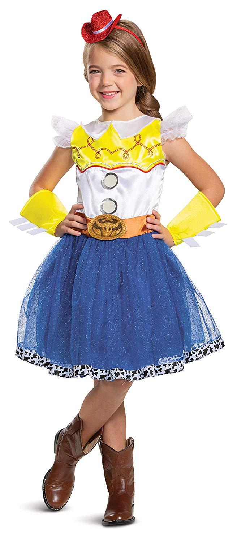 Girls Jessie Costume