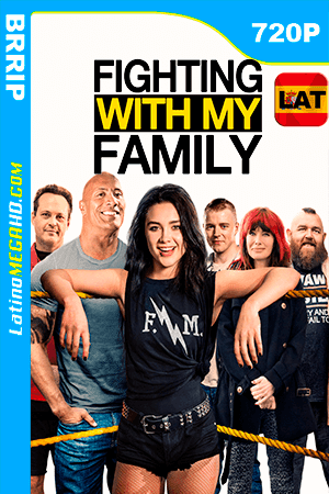 Luchando con mi Familia (2019) Theatrical Cut Latino HD 720P ()